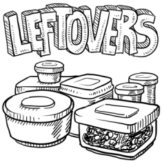 Image result for leftovers